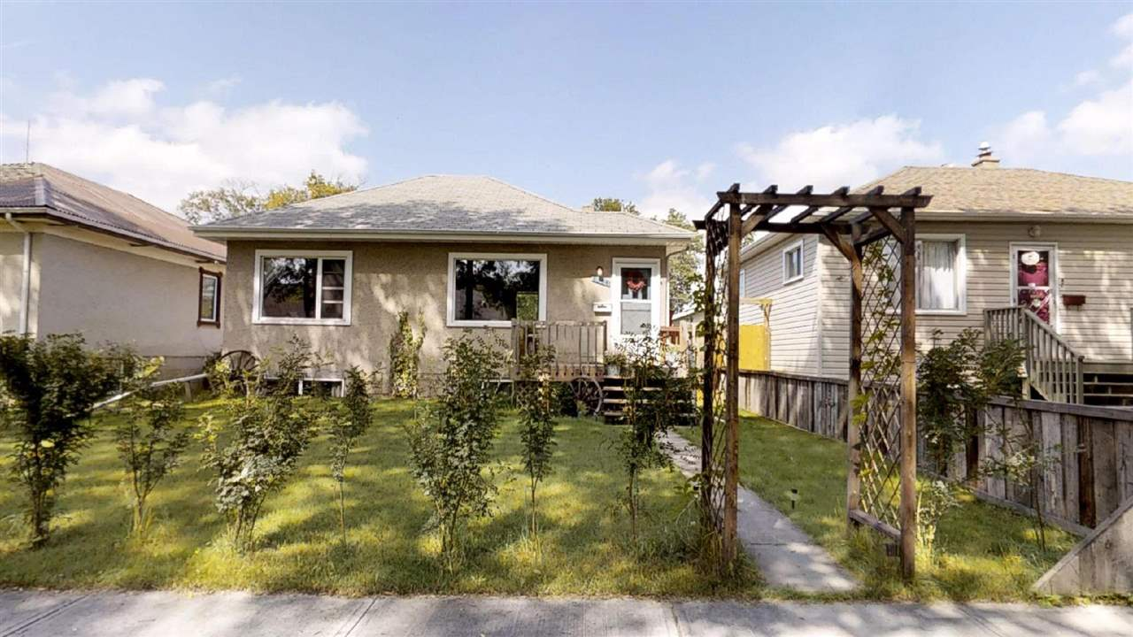 MLS® listing #E4168296 for sale located at 8334 81 Avenue