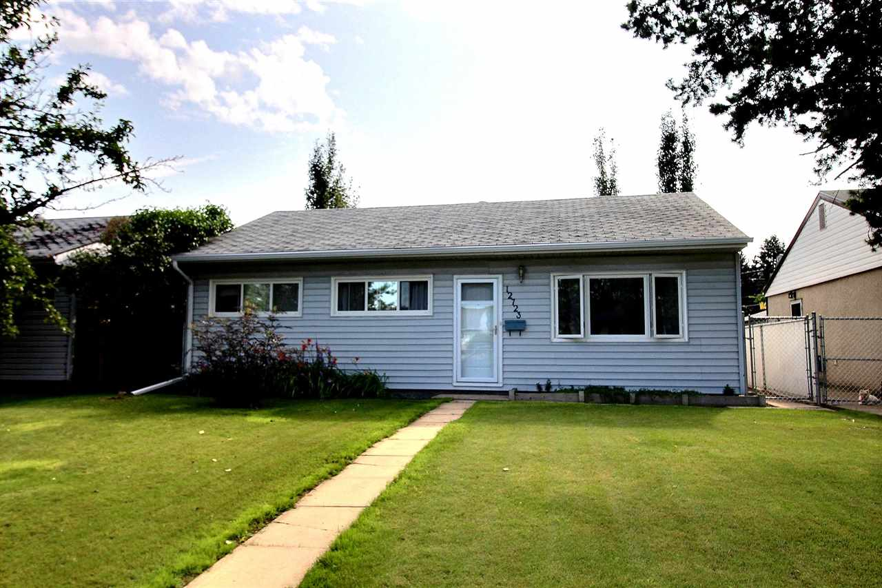 MLS® listing #E4168375 for sale located at 12723 134 Street