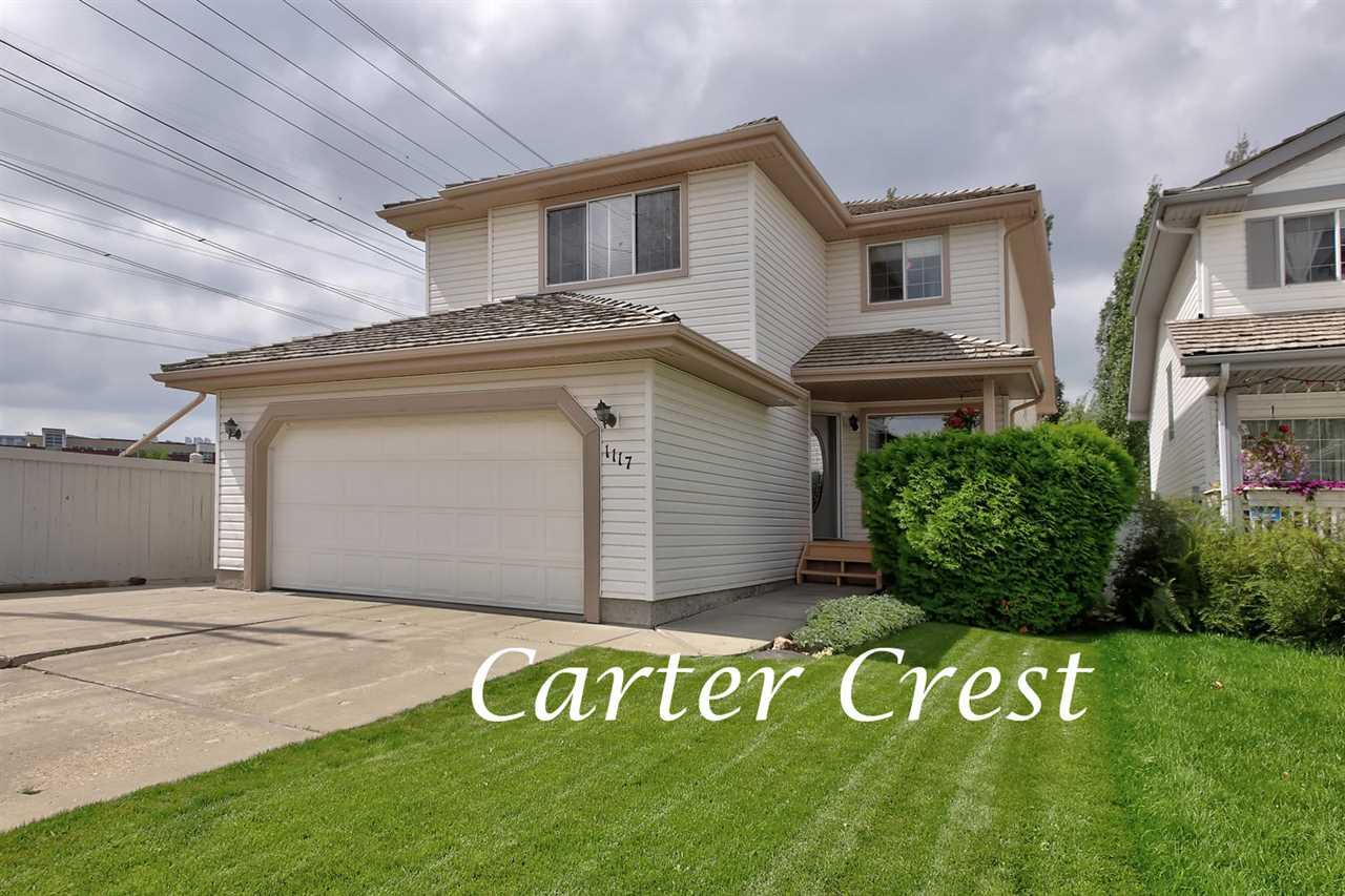 MLS® listing #E4168385 for sale located at 1117 CARTER CREST Road