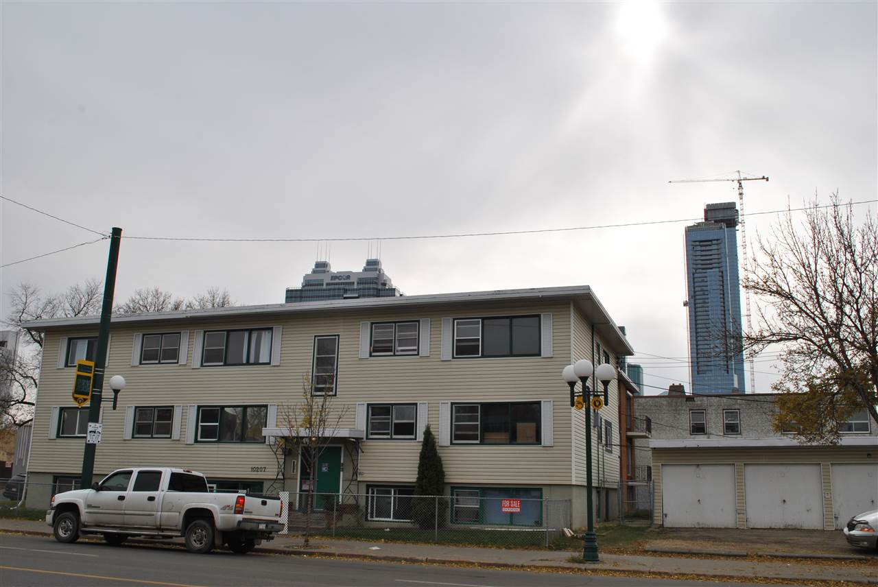 MLS® listing #E4168396 for sale located at 10207 107 Avenue