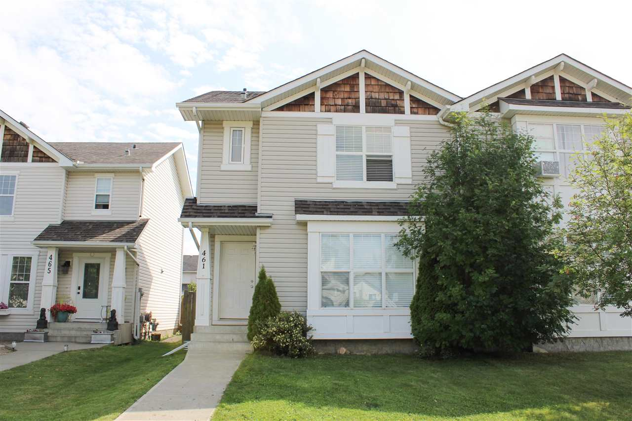 MLS® listing #E4168403 for sale located at 461 CRANBERRY Way