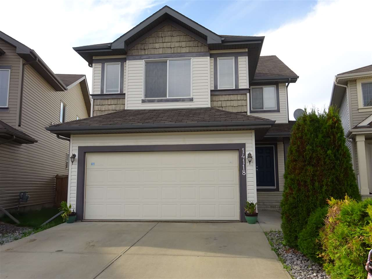 MLS® listing #E4168404 for sale located at 14118 147A Ave