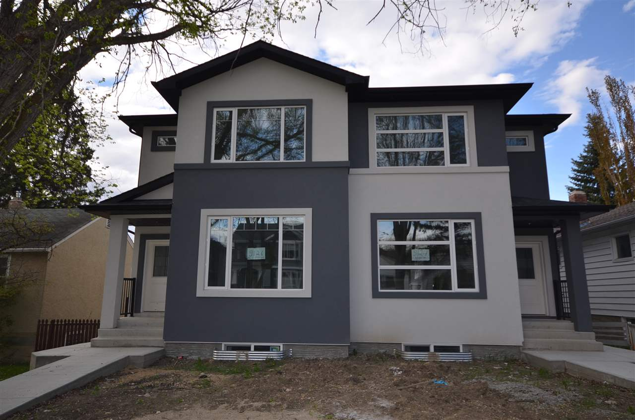 MLS® listing #E4168408 for sale located at 9124 81 Avenue