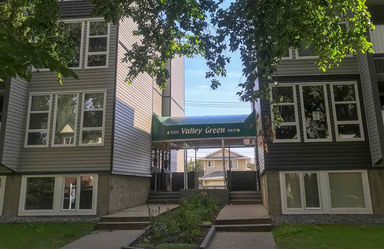MLS® listing #E4168420 for sale located at 301 9325 104 Avenue