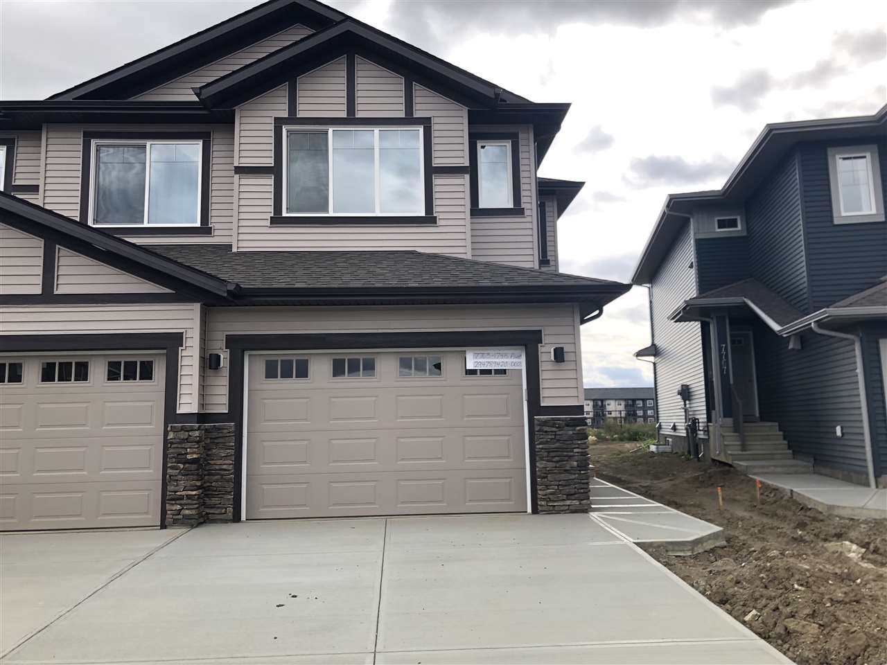 MLS® listing #E4168449 for sale located at 7763 174B Avenue