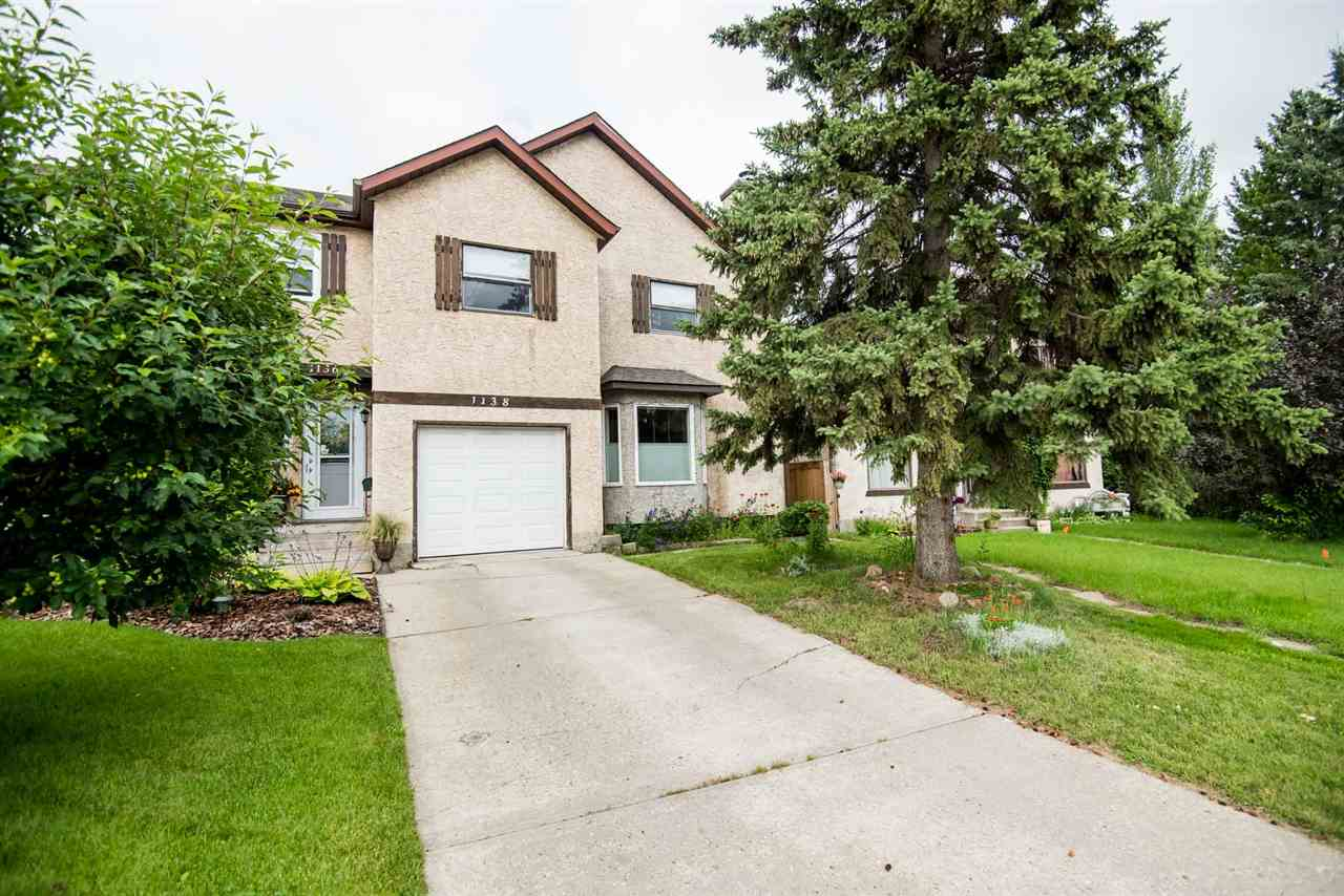 MLS® listing #E4168458 for sale located at 1138 62 Street