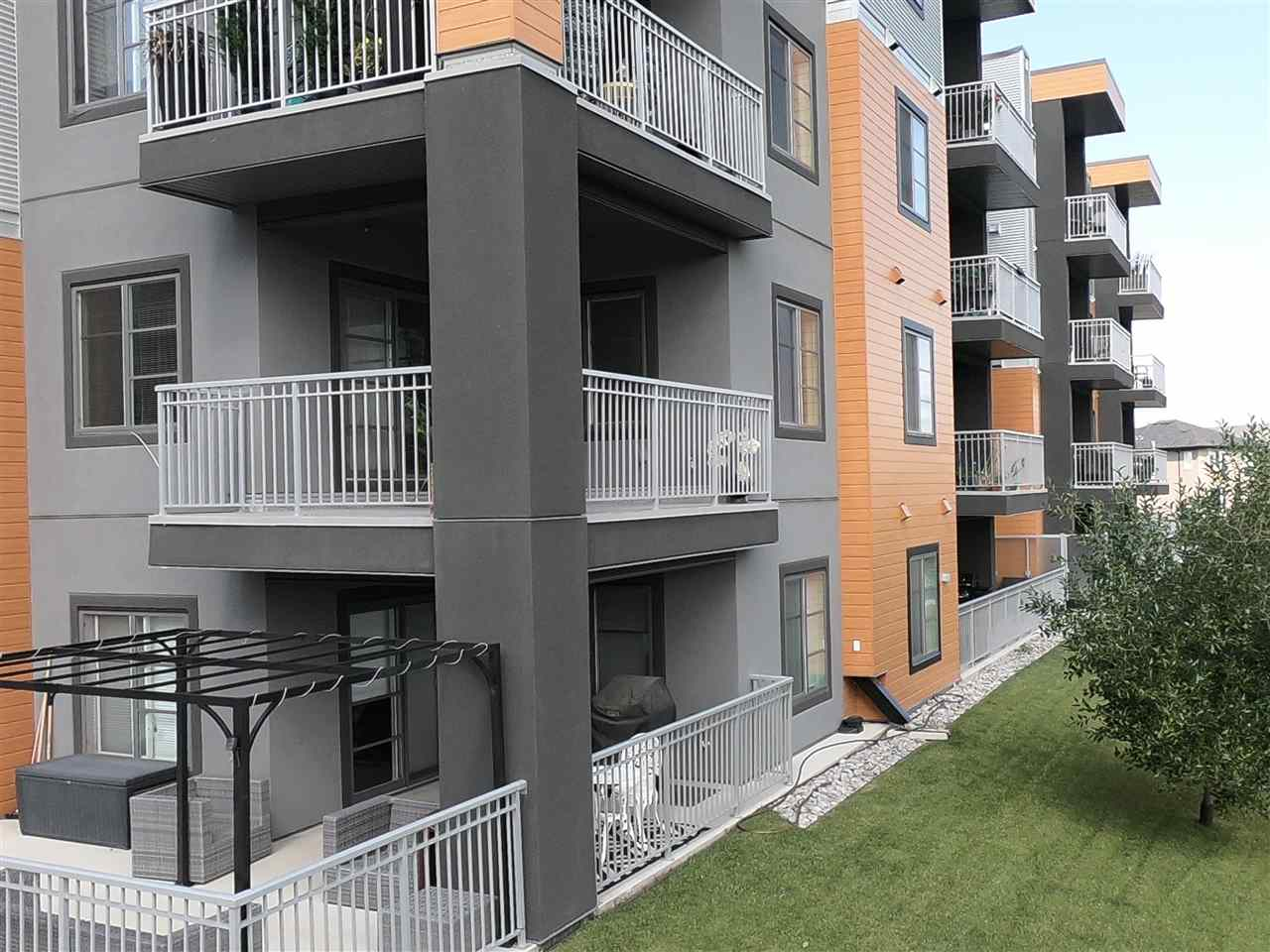 MLS® listing #E4168459 for sale located at 216 507 ALBANY Way