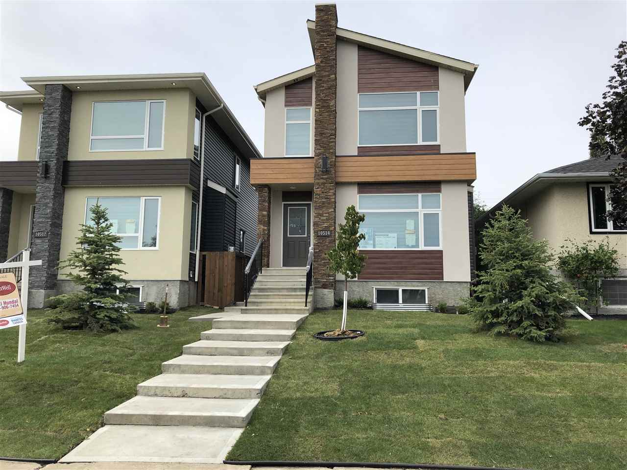 MLS® listing #E4168488 for sale located at 10514 75 Street E