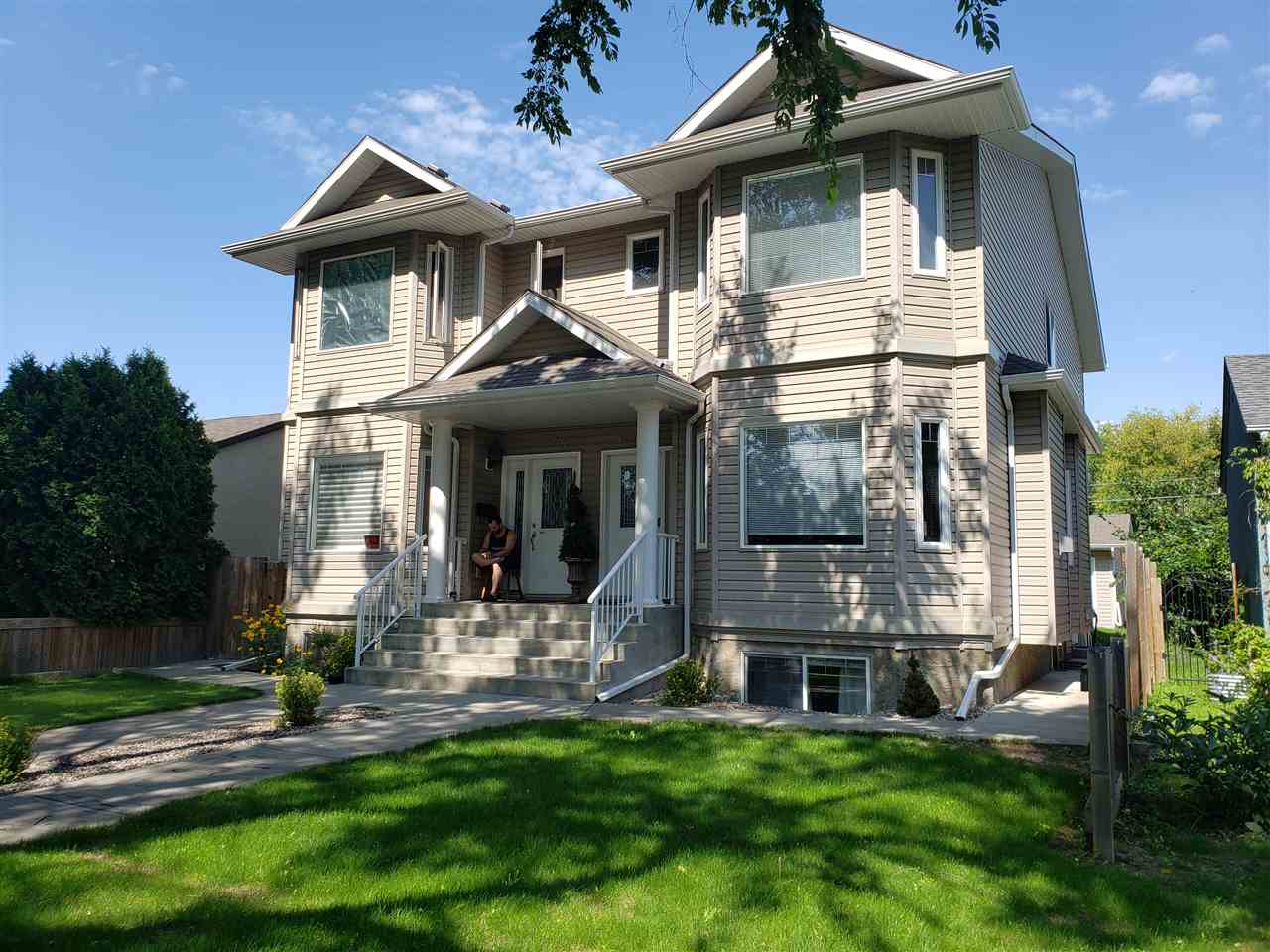 MLS® listing #E4168502 for sale located at 7542 80 Avenue