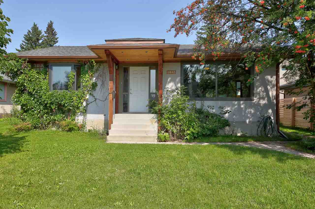 MLS® listing #E4168542 for sale located at 11642 72 Avenue