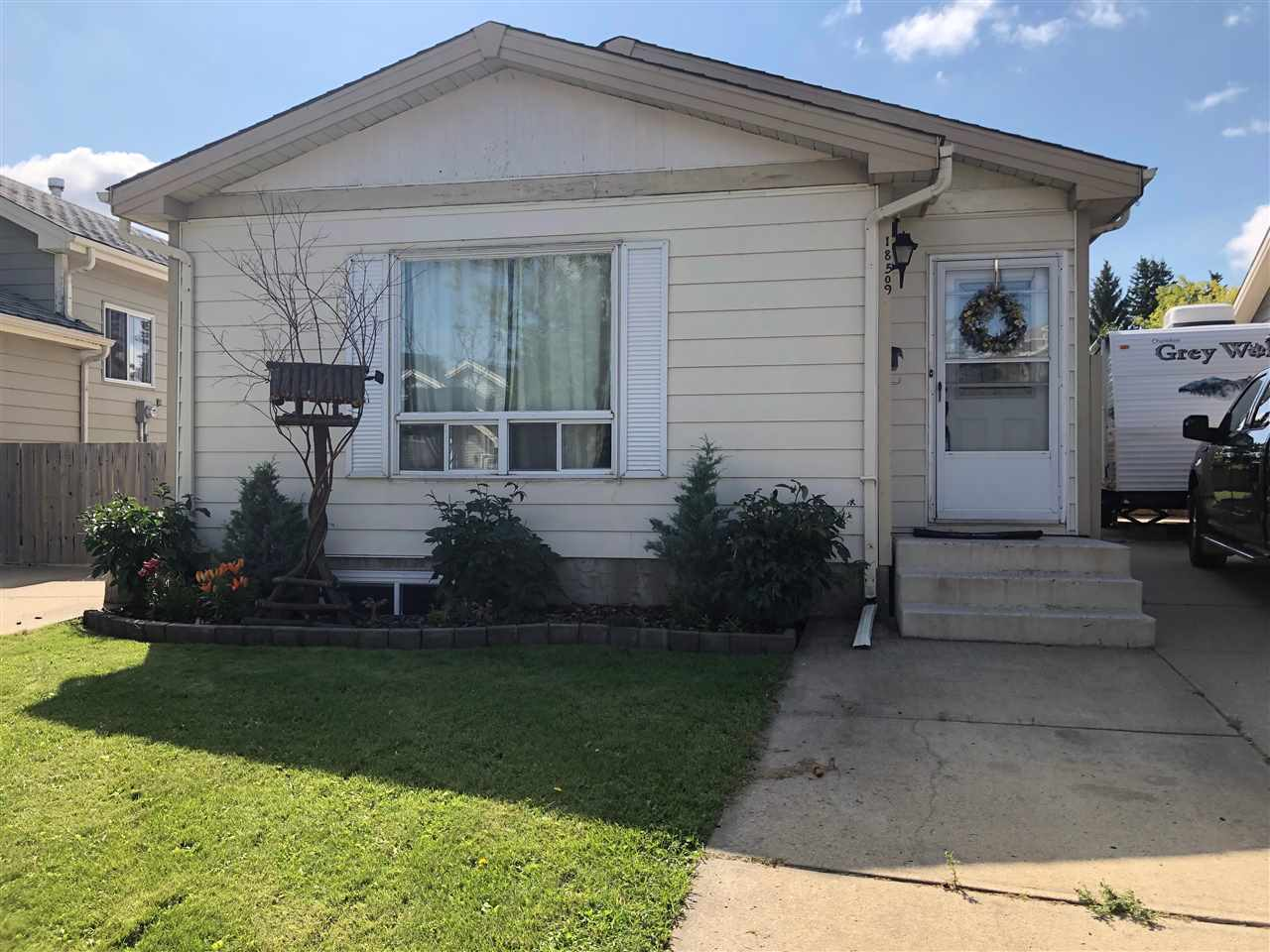 MLS® listing #E4168600 for sale located at 18509 95A Avenue