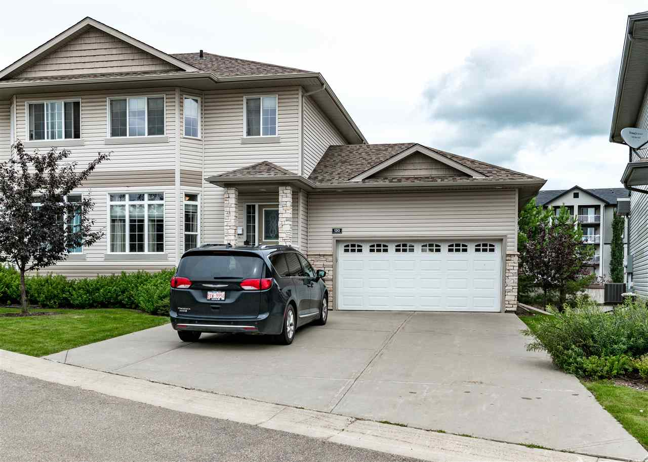 MLS® listing #E4168625 for sale located at 120 41 SUMMERWOOD Boulevard
