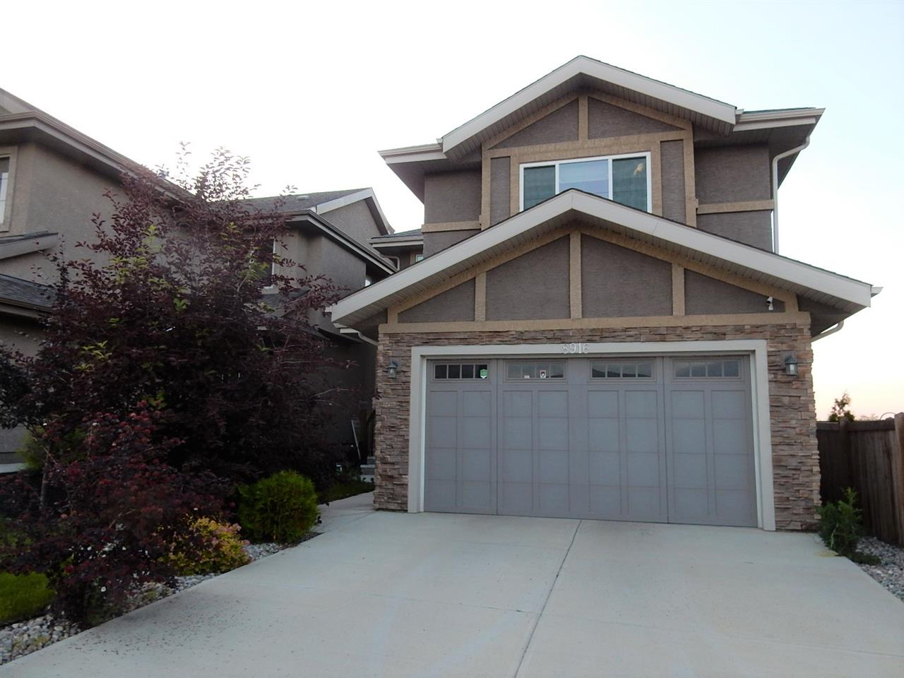 MLS® listing #E4168626 for sale located at 8916 181 Avenue