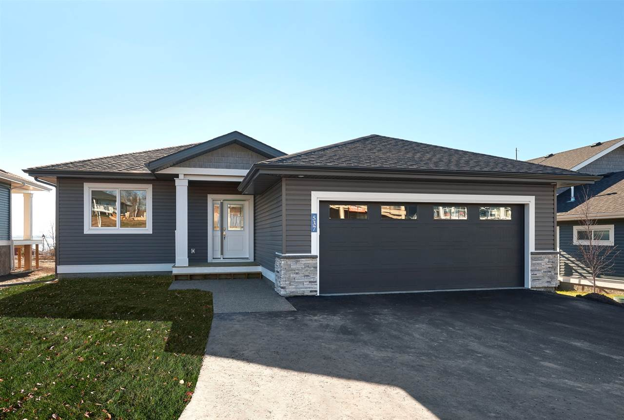 MLS® listing #E4168659 for sale located at 537 55101 Ste Anne Trail