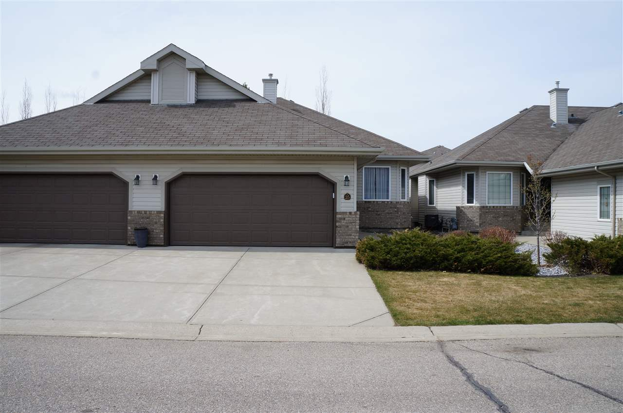MLS® listing #E4168691 for sale located at 25 55 CLARKDALE Drive