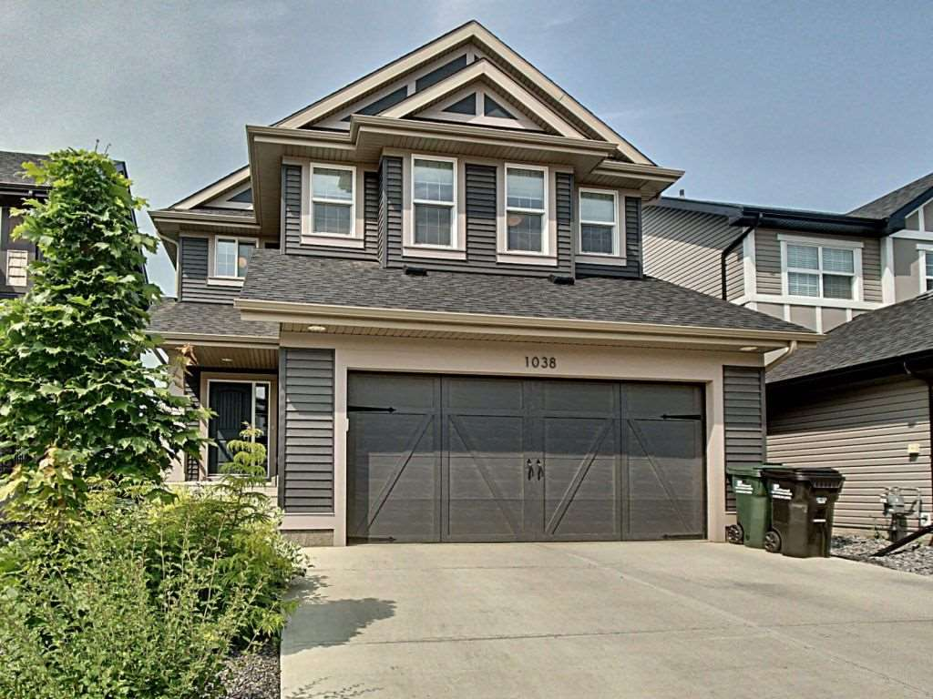 MLS® listing #E4168697 for sale located at 1038 Allendale Crescent