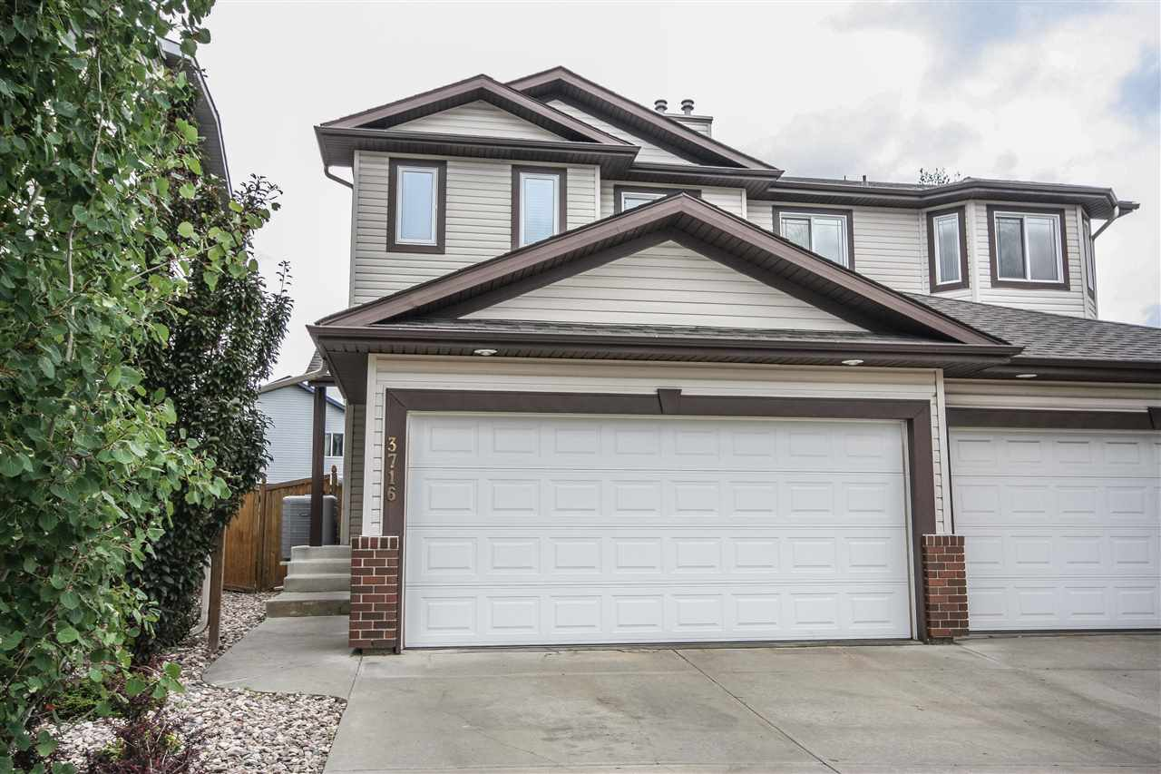 MLS® listing #E4168701 for sale located at 3716 160A Avenue
