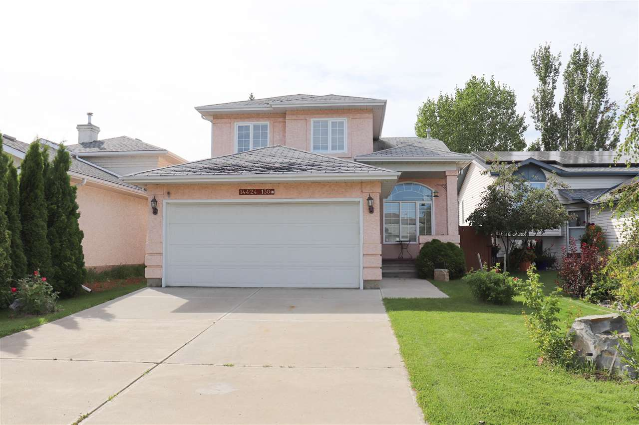 MLS® listing #E4168723 for sale located at 14424 130 Street