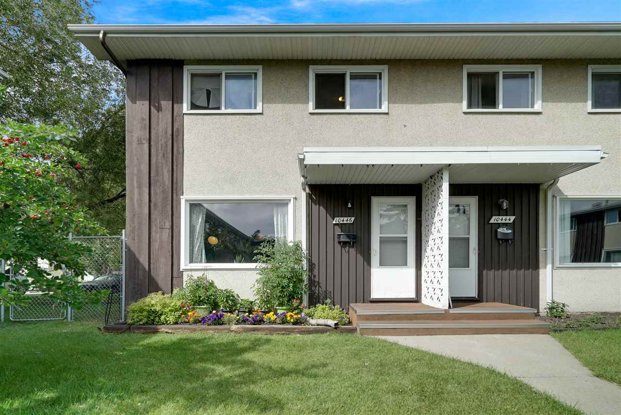 MLS® listing #E4168751 for sale located at 10446 55 Avenue
