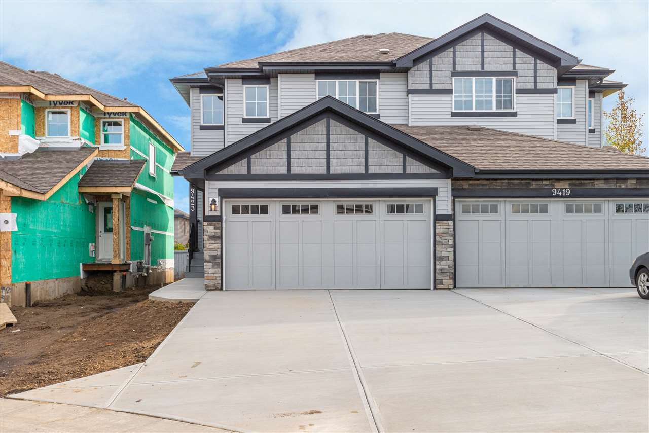 MLS® listing #E4168755 for sale located at 9423 209 Street