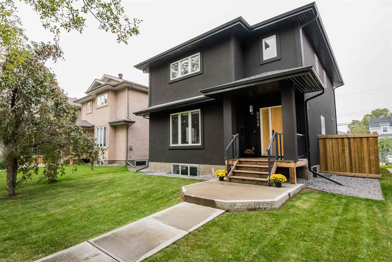 MLS® listing #E4168756 for sale located at 9048 92 Street