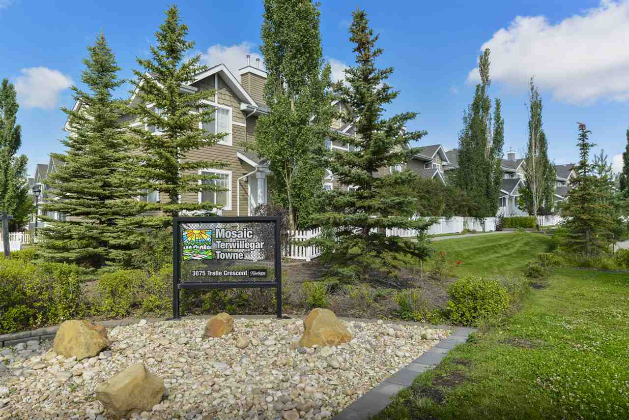 MLS® listing #E4168776 for sale located at 75 3075 TRELLE Crescent