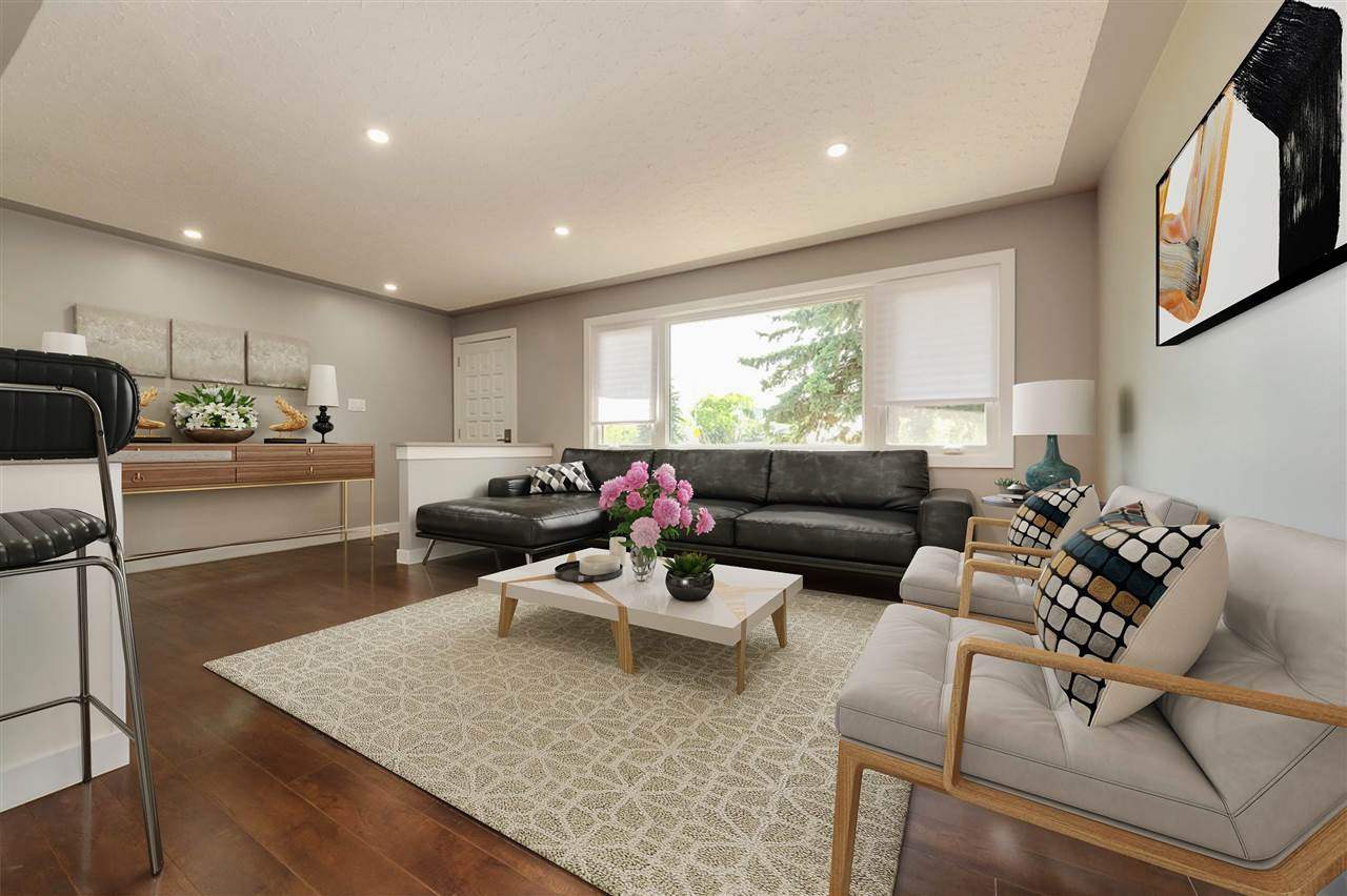 MLS® listing #E4168777 for sale located at 12136 135A Avenue NW