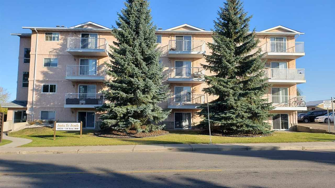 MLS® listing #E4168797 for sale located at 301 4924 19 Avenue