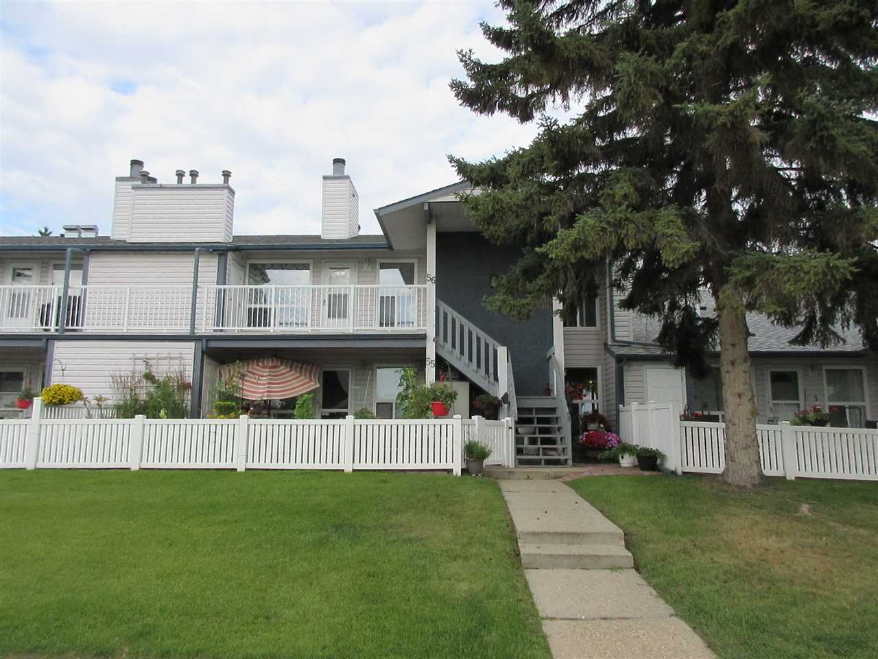 MLS® listing #E4168800 for sale located at 56 14620 26 Street