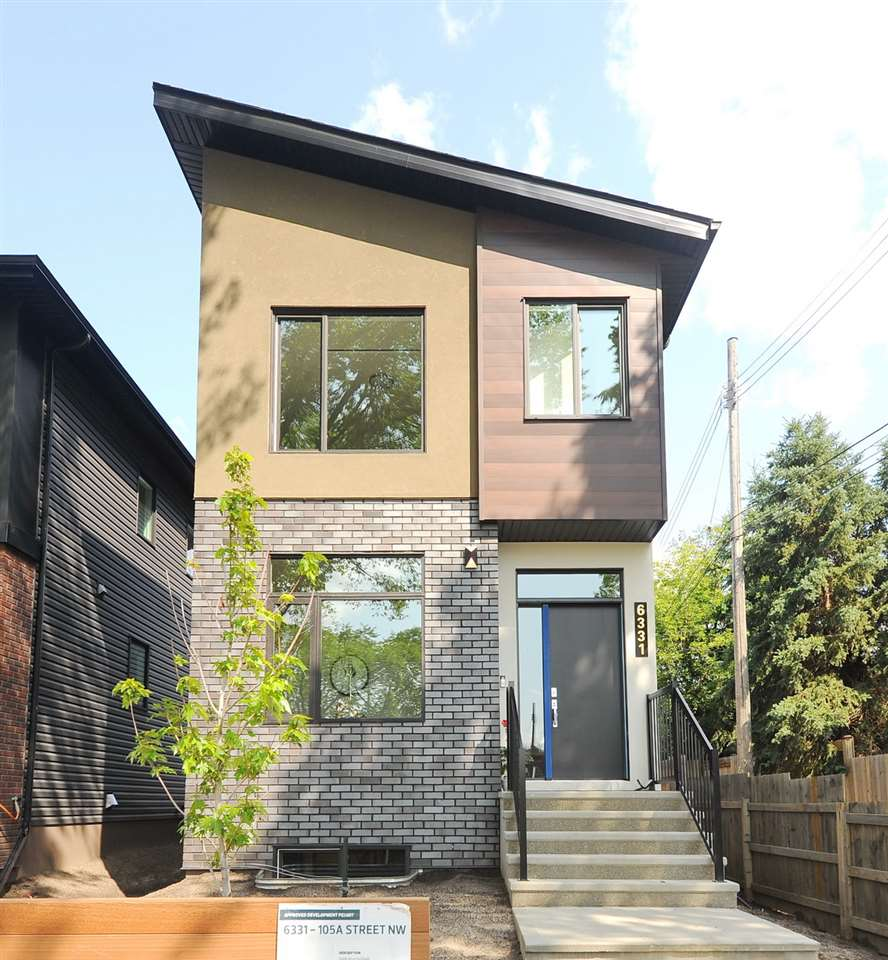 MLS® listing #E4168806 for sale located at 6331 105a Street