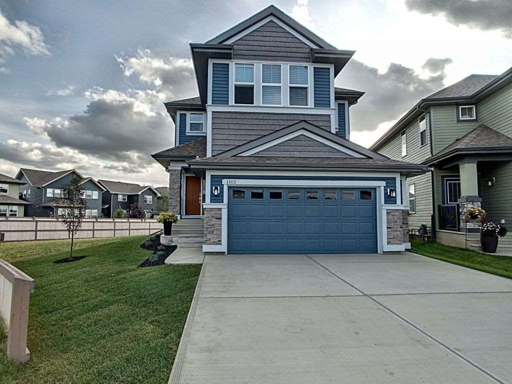 MLS® listing #E4168817 for sale located at 1102 Sandstone Boulevard