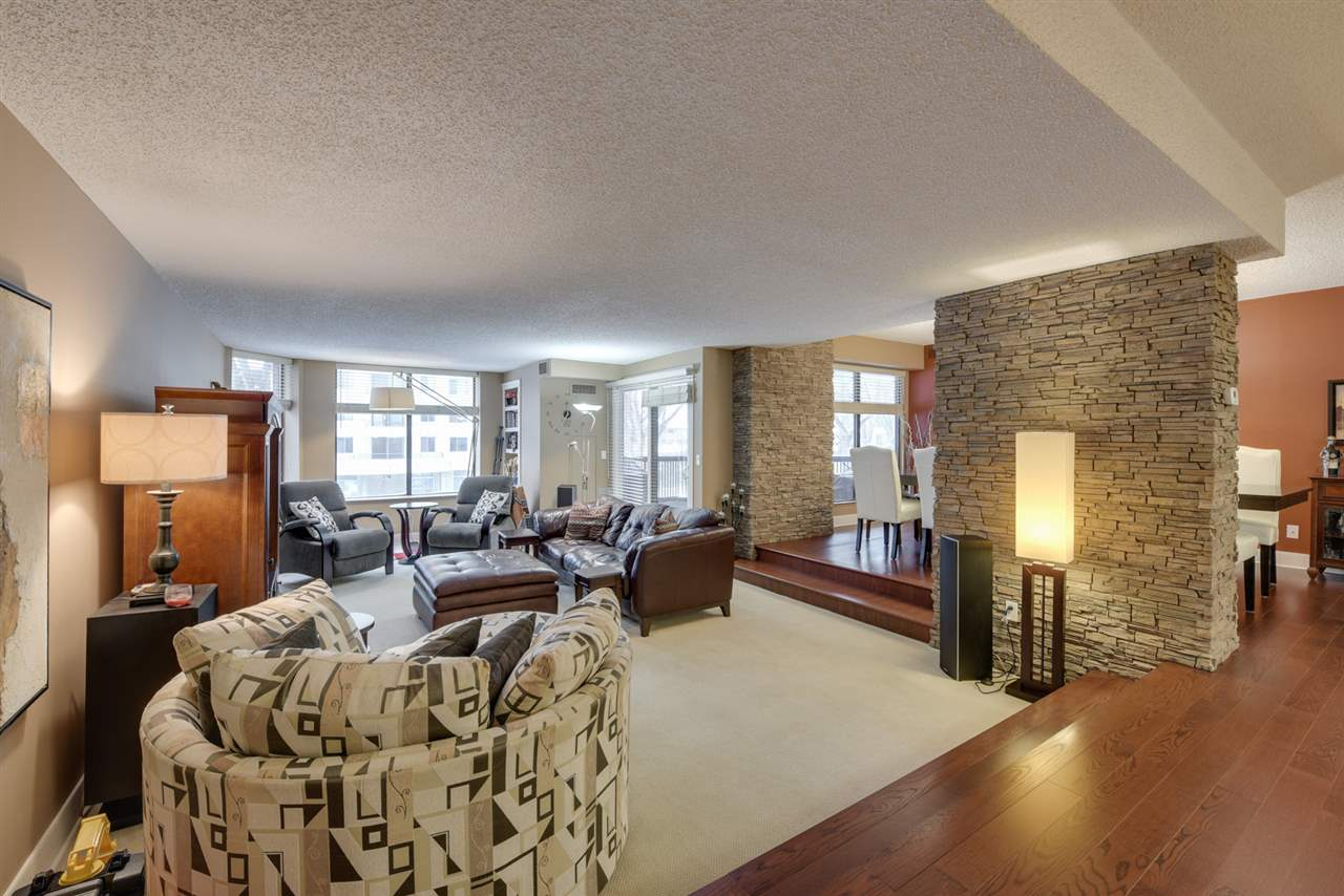 MLS® listing #E4168821 for sale located at 205 11503 100 Avenue