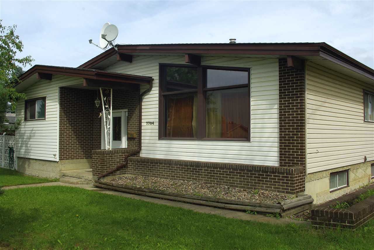 MLS® listing #E4168836 for sale located at 7704 144 Avenue