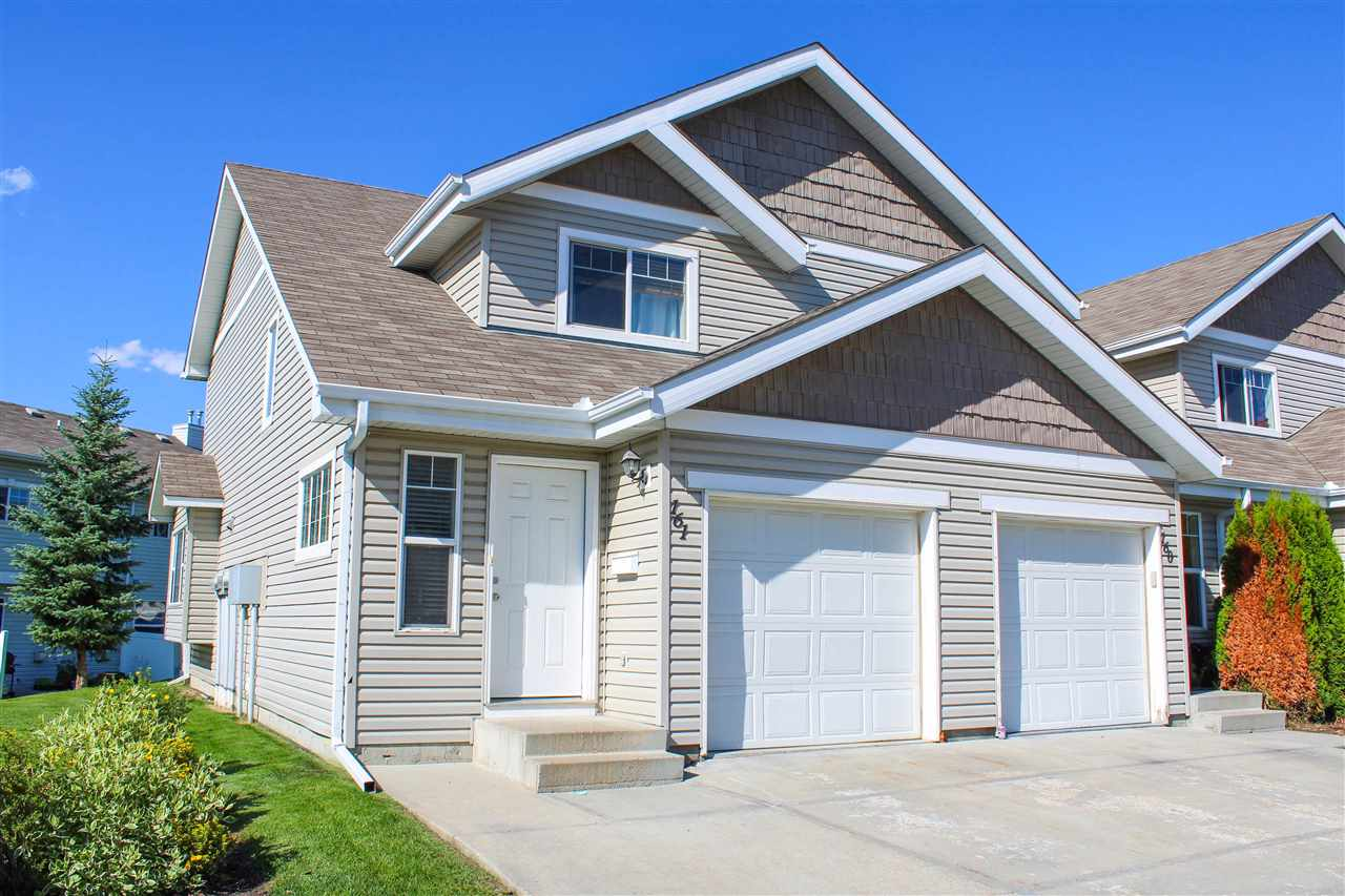 MLS® listing #E4168851 for sale located at 161 150 Edwards Drive