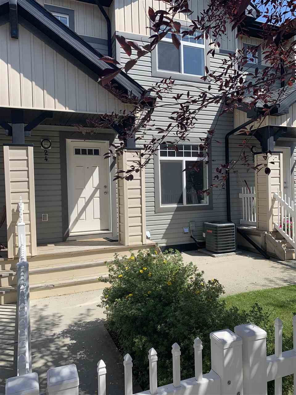 MLS® listing #E4168862 for sale located at 24 465 HEMINGWAY Road