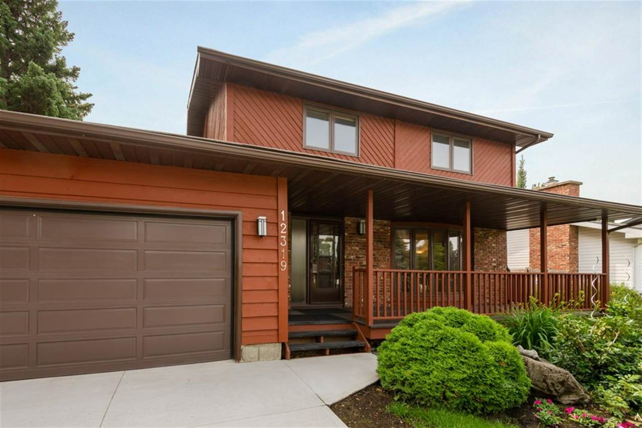 MLS® listing #E4168876 for sale located at 12319 51A Avenue