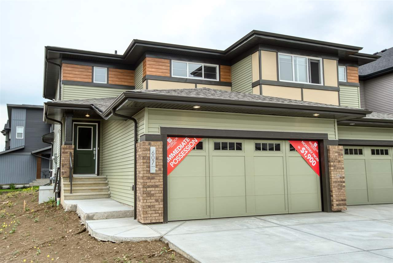 MLS® listing #E4168887 for sale located at 607 41 Street