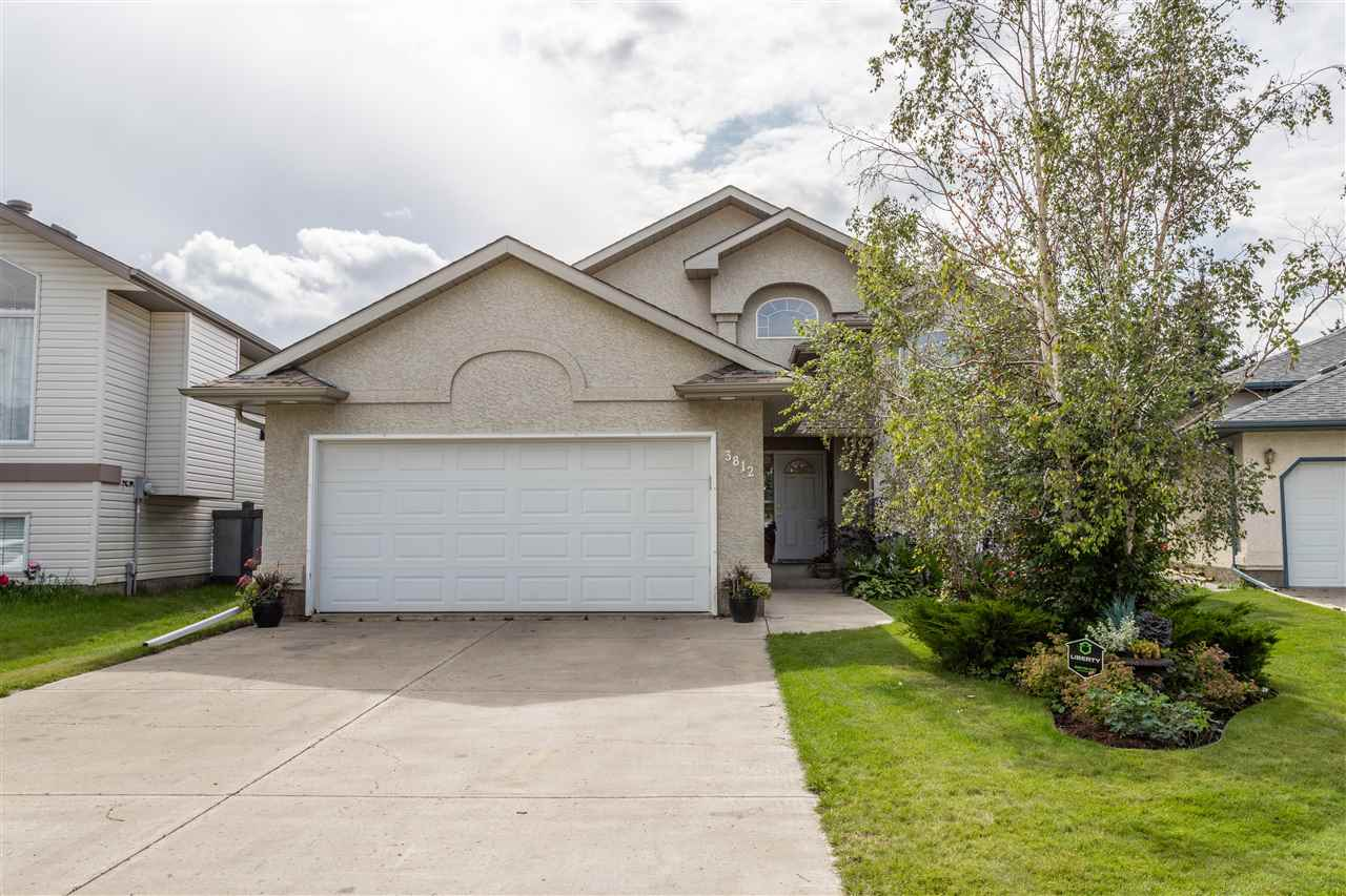 MLS® listing #E4168921 for sale located at 3812 42 Street