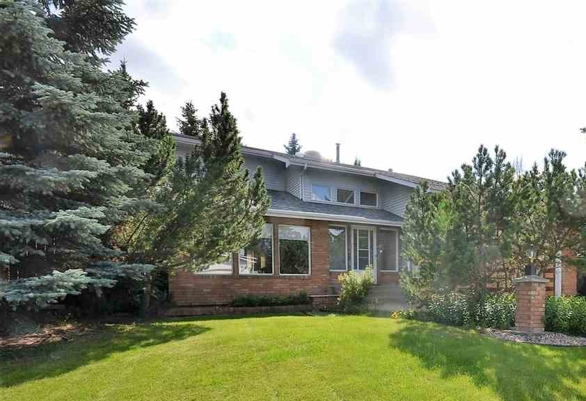 MLS® listing #E4168923 for sale located at 292 WESTRIDGE Road NW