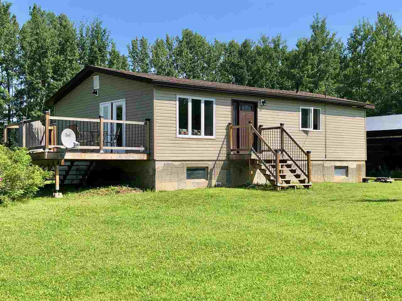 MLS® listing #E4168928 for sale located at 54331 Range Road 42A