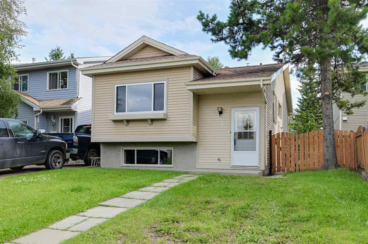 MLS® listing #E4168942 for sale located at 5323 21 Avenue