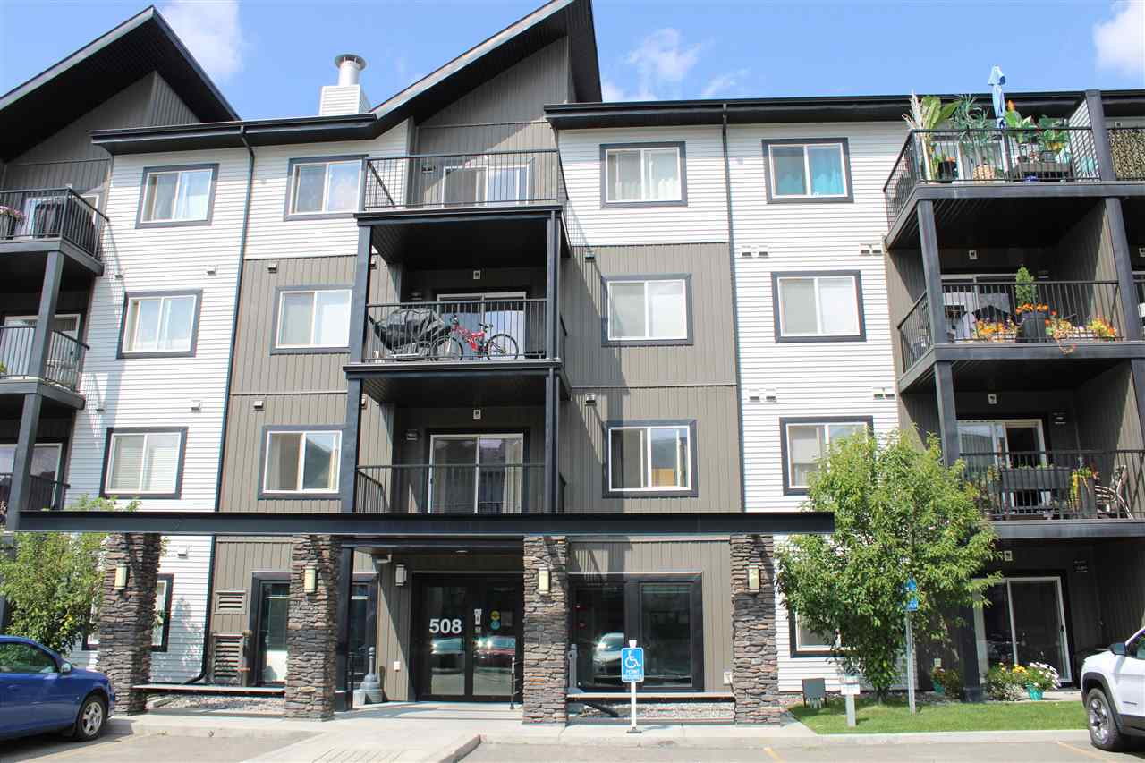 MLS® listing #E4168967 for sale located at 120 508 ALBANY Way