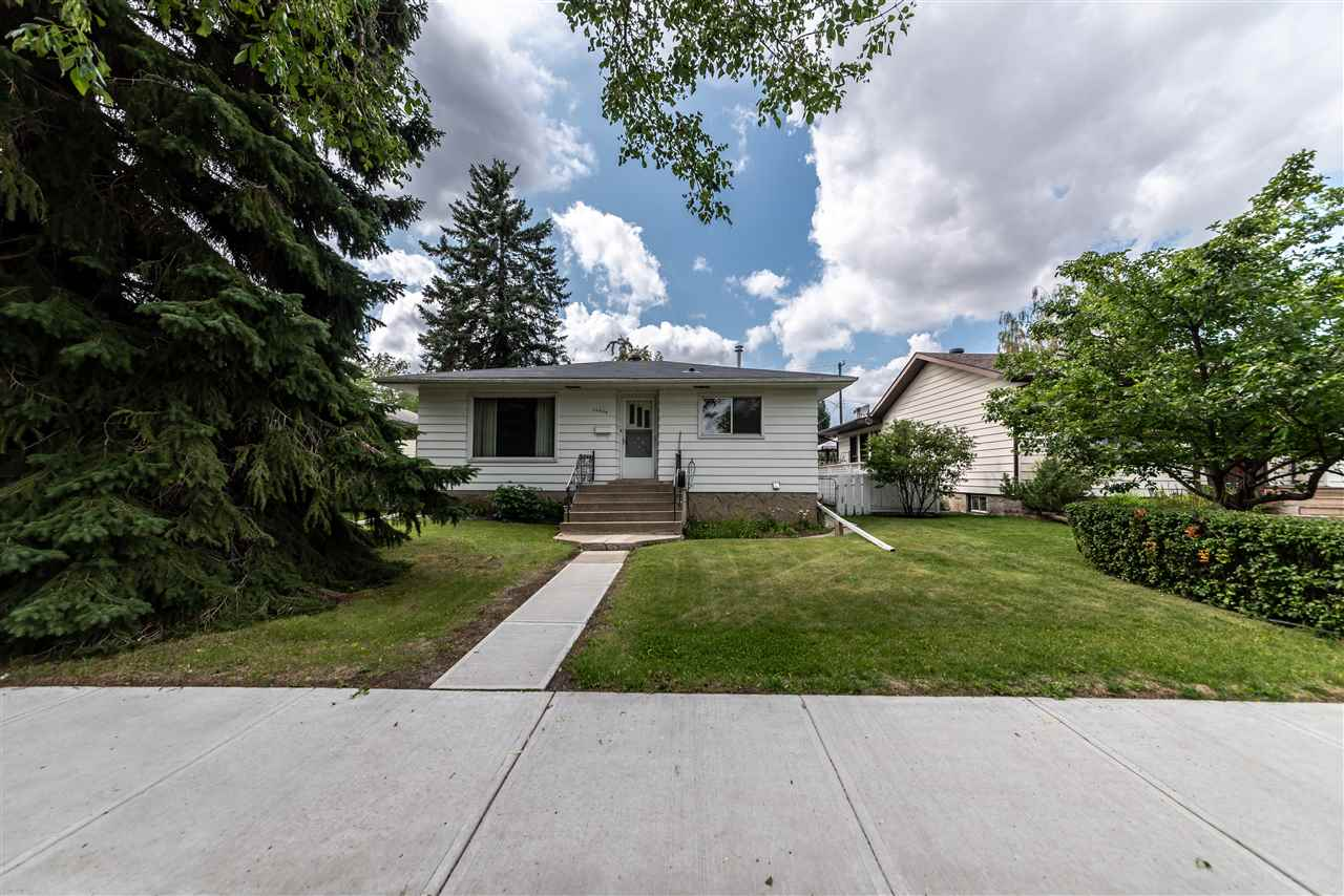MLS® listing #E4168969 for sale located at 10908 139 Street