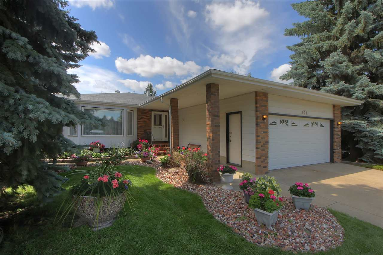 MLS® listing #E4168980 for sale located at 801 LEE_RIDGE Road