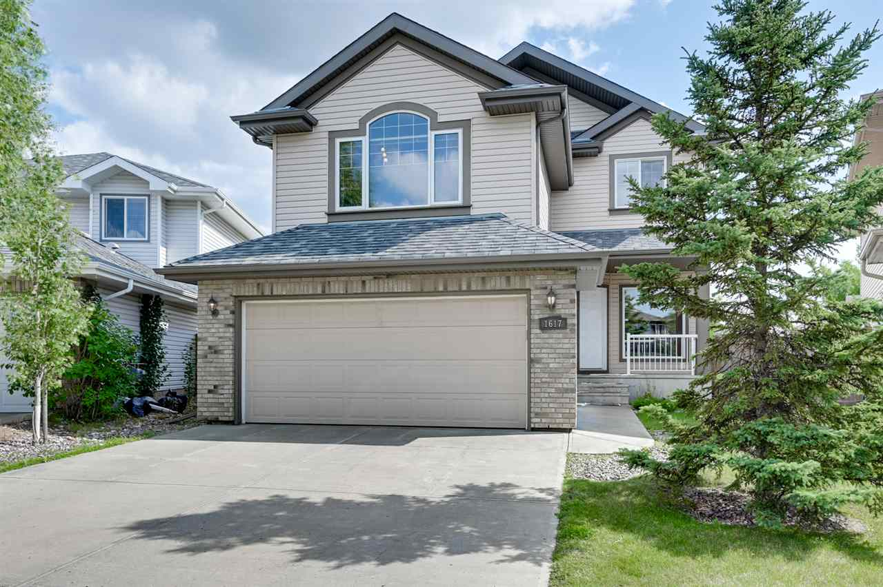 MLS® listing #E4168982 for sale located at 1617 LACOMBE Court