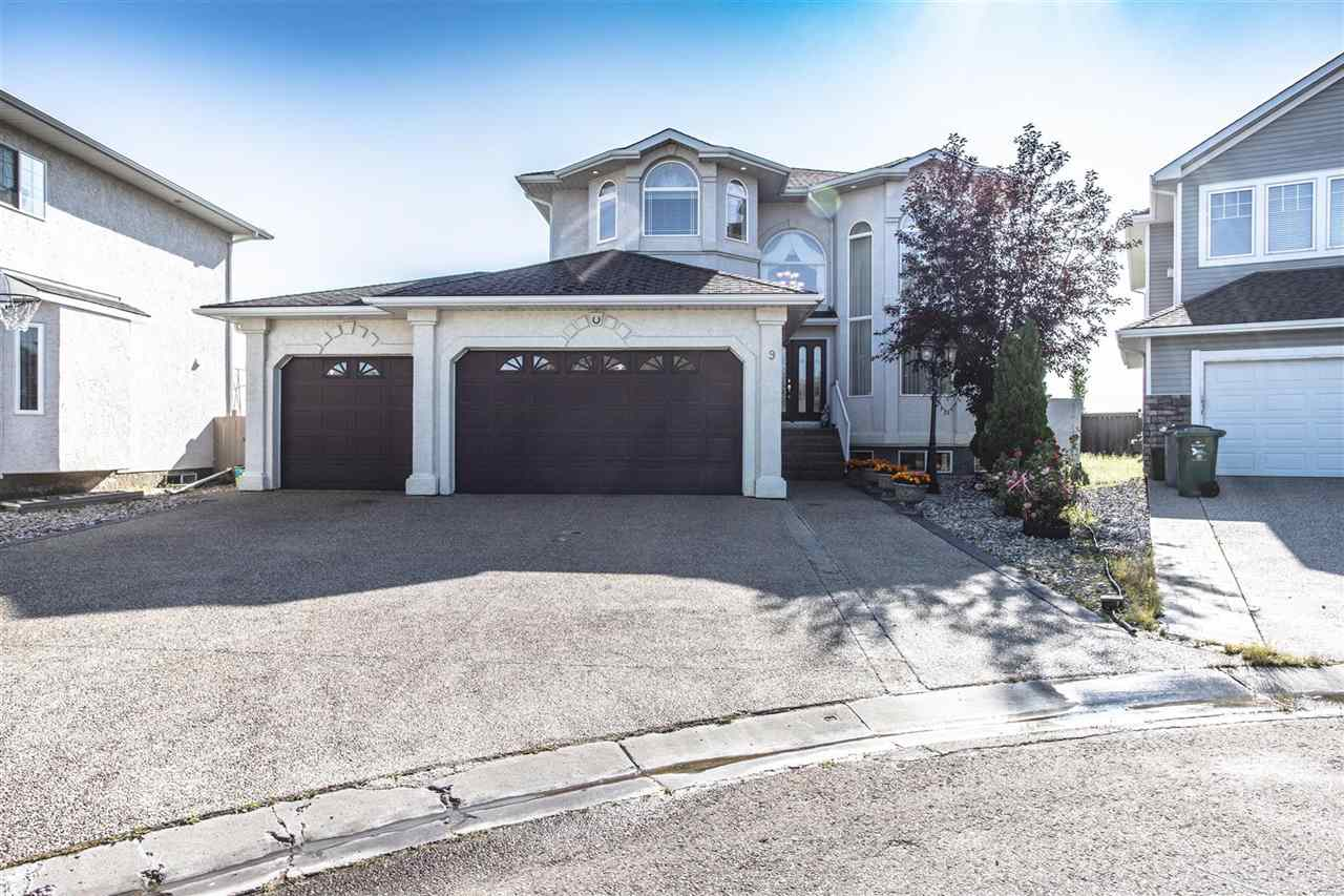 MLS® listing #E4168989 for sale located at 9 Country Club Place