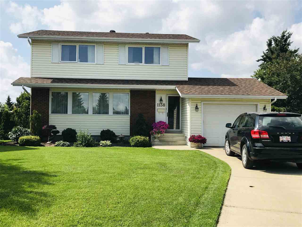 MLS® listing #E4168995 for sale located at 1138 77 Street
