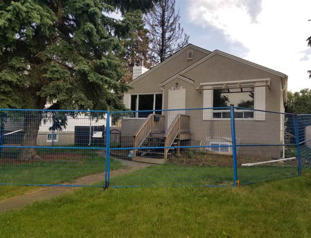 MLS® listing #E4169007 for sale located at 8707 89 Avenue