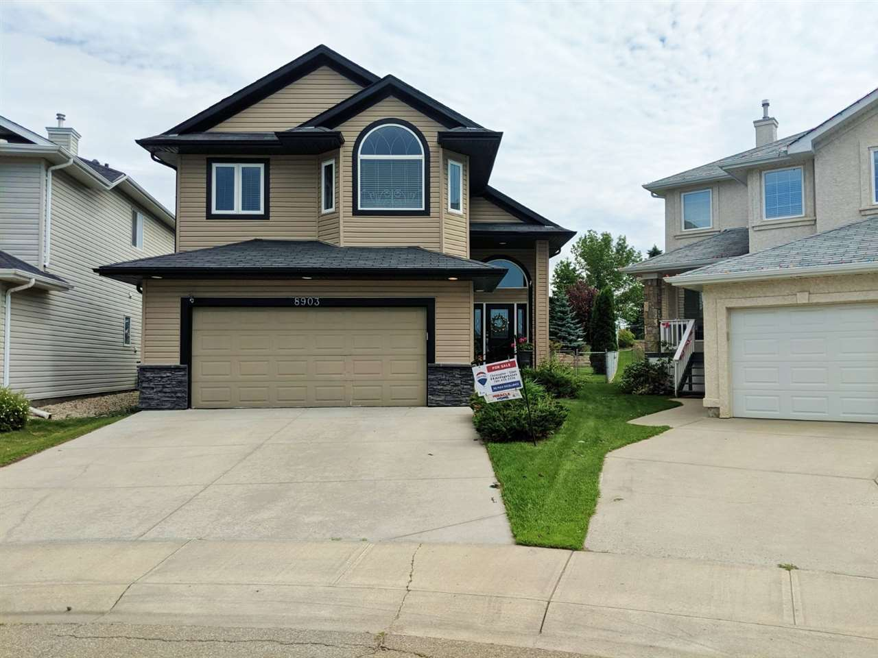 MLS® listing #E4169013 for sale located at 8903 210 Street