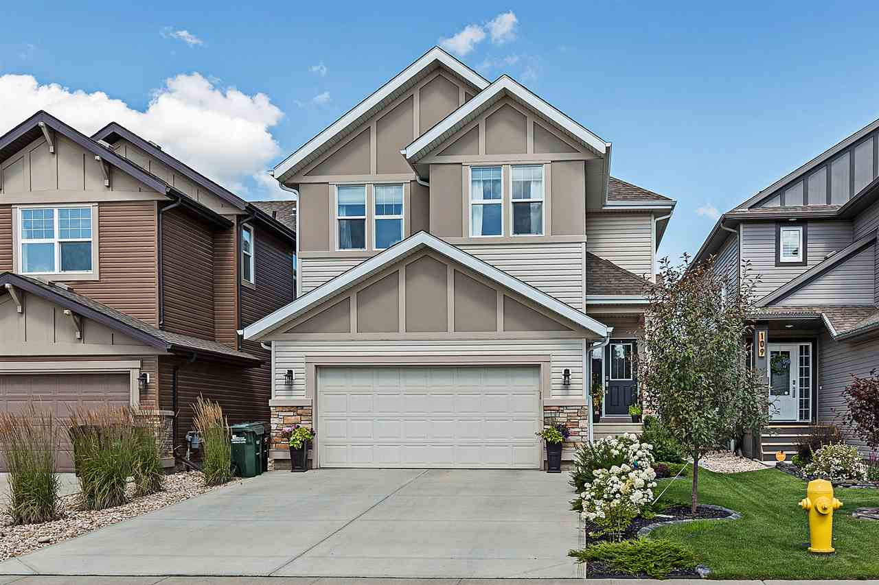MLS® listing #E4169015 for sale located at 105 SANDALWOOD Crescent